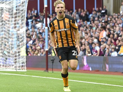 Jarrod Bowen is HCSS Player of the Year for 2018/19